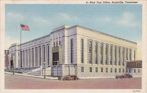 New Post Office Nashville Tennessee 1944