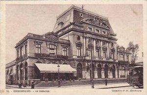 France Cherbourg Le Theatre