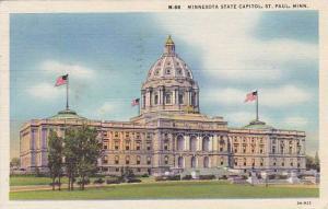 Minnesota State Capitol, St. Paul, Minnesota, 30-40s