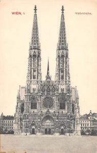 Austria Wien Votivkirche Church Eglise