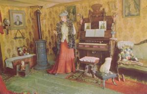 Interior View #2 of Dressmaker´s Shop, Alder Gulch, Virginia City, Montana