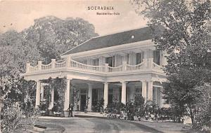 Soerabaja Indonesia, Republik Indonesia Residentie Huis Soerabaja Residentie ...