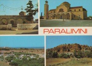 Cyprus Postcard - Views of Paralimni   RR9948