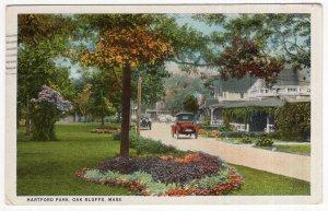 Oak Bluffs, Mass, Hartford Park