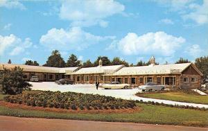 Canada New Brunswick    White House Lodge, Motel and Restaurant