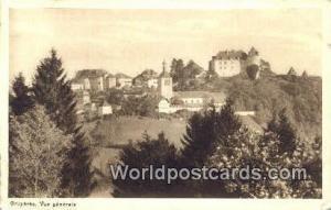 Gruyeres Swizerland, Schweiz, Svizzera, Suisse Vue Generale Gruyeres Vue Gene...
