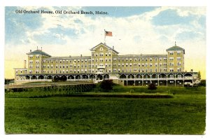 ME - Old Orchard Beach. Old Orchard House