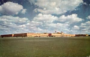Michigan Kalamazoo Main Manufacturing Building The Upjohn Company