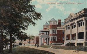 Homewood Sanitorium , GUELPH , Ontario , Canada , 00-10s