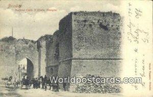 Bastioni Carlo V Brindisi, Italy 1904