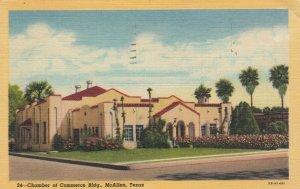 McALLEN , Texas , 1951 ; Chamber of Commerce Building