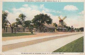 SENECA FALLS , New York , 1910-20s ; Windmill Tourist Camp