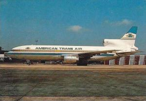 American Trans Air Lockheed L1011 1 N 187AT