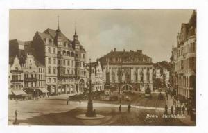 RP  Bonn,  Germany 1900-10s MARKPLATZ