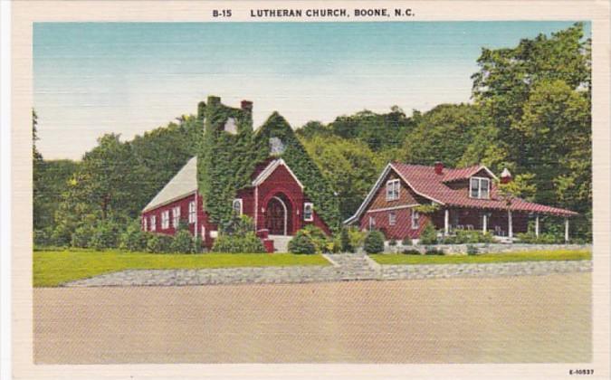 North Carolina Boone Lutheran Church