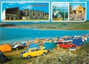 Postcard Eastern Europe Poland Domasa