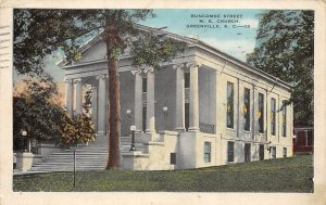 Buncombe Street Methodist Church Greenville, South Carolina