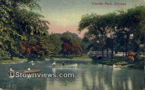 Lincoln Park - Chicago, Illinois IL