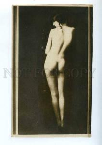 215377 NUDE Louise BROOKS American DANCER Vintage PHOTO card