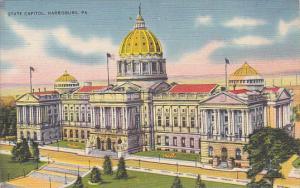 State Capitol Building Harrisburg Pennsylvania