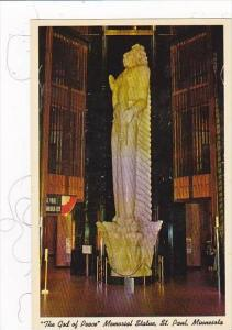 Minnesota Saint Paul The God Of Peace Memorial Statue
