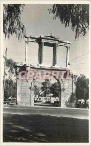 Postcard Modern Athens Gate of Hadrian