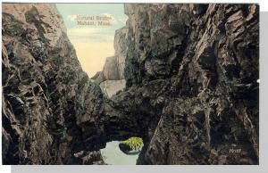 Striking Nahant, Mass/MA Postcard, Natural Bridge