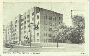Pontiac, Michigan, General Hospital
