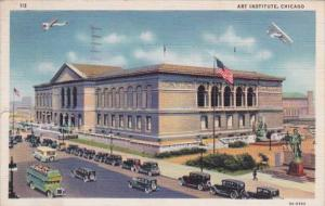 Illinois Chicago Art Institute 1940 Curteich