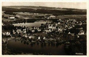 CPA AK Bad Waldsee - Totalansicht GERMANY (913243)