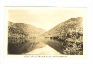 RP, Echo Lake, Franconia Notch, New Hampshire, 1930-1950s