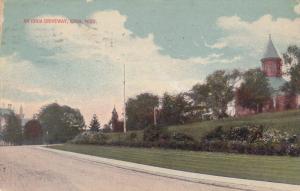 An Ionia Driveway, Ionia, Michigan, 1900-1910s