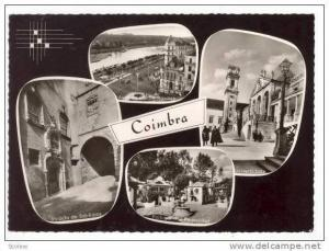 RP  Coimbra-Portugal  4-views, 20-40s