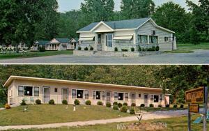 VT - St Albans. Sunset Motel, Cabins & Restaurant