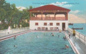 Jamaica Myrtle Bank Swimming Pool