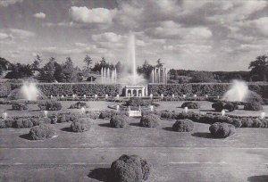 Longwood Gardens Main Fountain Garden At Longwood Gardens Kennett Square Penn...