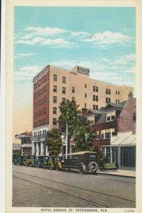 ST. PETERSBURG, Florida, 1900-10s; Hotel Dennis