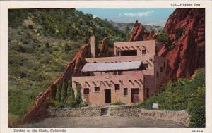 Colorado Garden Of The Gods Hidden Inn