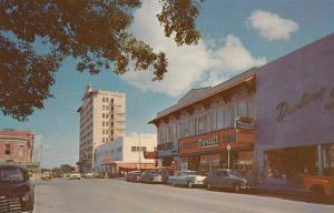 LAKELAND , Florida , 50-60s ; Main Street , #3