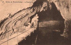 La Passerelles,Grotte de Remouchamps,Belgium BIN