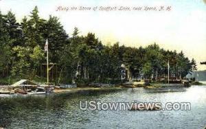 Spofford Lake Keene NH 1913
