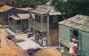 Cayey- Inland Town, Porto Rico (Puerto Rico), 1900-1910s