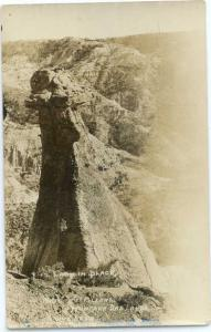 RP The Lady in Black, ???? Pillars in Montana Bad Lands MT