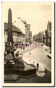 Old Postcard Erfurt