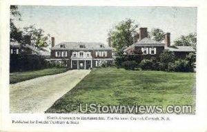 Harlakenden House in Cornish, New Hampshire
