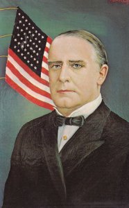 AS; MORRIS KATZ, 1967; William McKinley 25th U.S. President