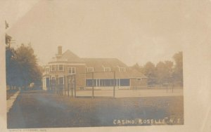 RP: ROSELLE , New Jersey, 1901-07 ; Casino