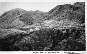 br106111 mt lyell mine and gormanston tasmania australia