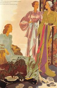 Lorilleux and Bolton Catalogue, Golden Age of Fashion 1937 Nostalgia Reprint