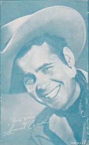 Cowboy Arcade Card Sunset Carson